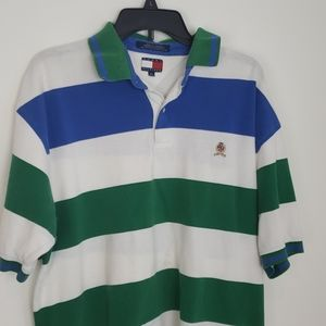 Tommy Hilfiger Vintage Polo Sz XL